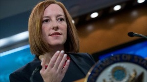 State-Department-spokeswoman-Jen-Psaki-speaks-at-the-daily-briefing-at-the-State-Department-in-Washington-DC-on-March-10-2014-AFP