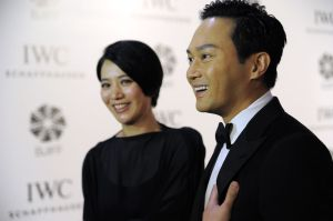 Bloomberg: Hongkongers have posted snaps of Canto-pop star Alex To, actress Linda Chung, actor Julian Cheung and his actress-singer wife Anita Yuen taking the train.